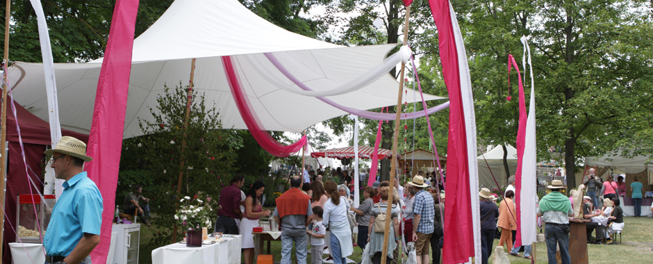 Rosen & Garten Messe Königsberg